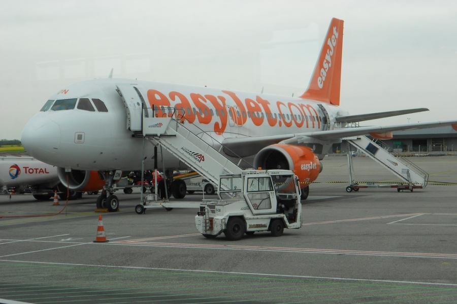 La compagnie Easyjet est en plein développement à l'aéroport de Rennes